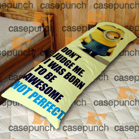 An1-awesome Perfect Minion Despicable Me Body Pillow Case