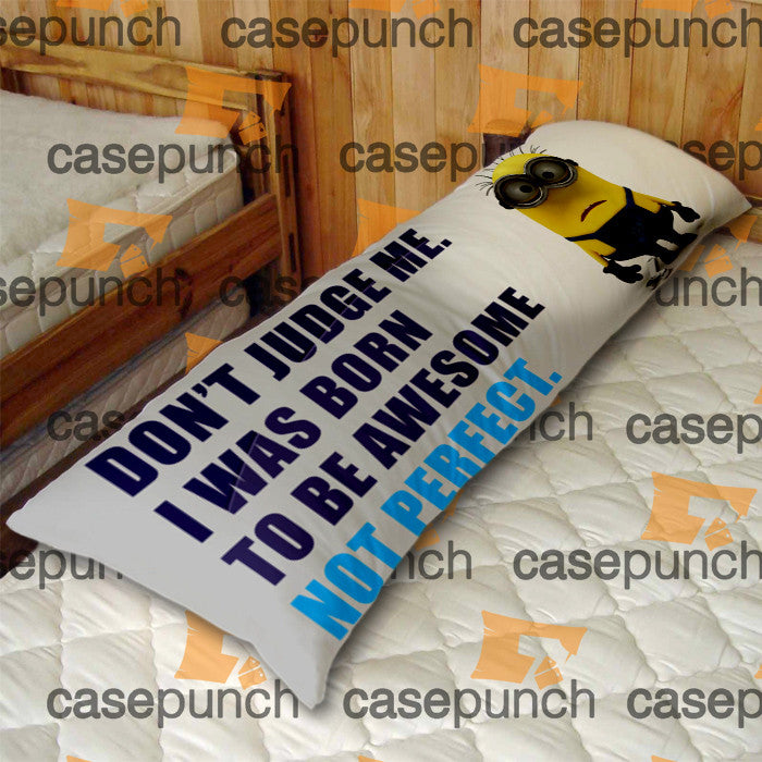 An2 Awesome Perfect Minion Despicable Me Body Pillow Case Casepunch