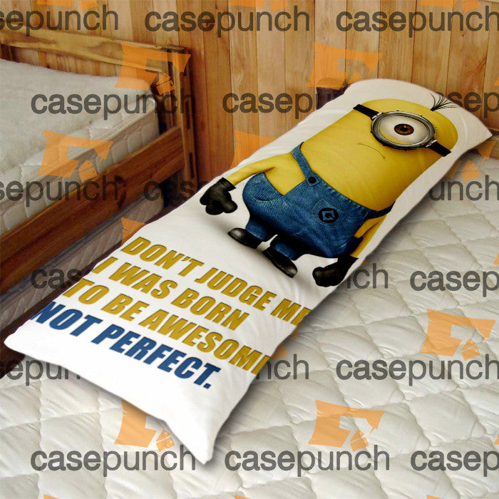 An3 Awesome Perfect Minion Despicable Me Body Pillow Case Casepunch