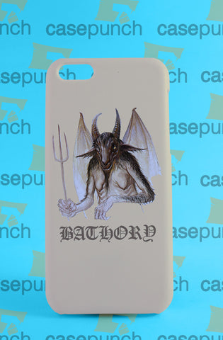 Mz1-bathory Black Metal For Iphone 6 6 Plus 5 5s Galaxy S5 S5 Mini S4 & Other Smartphone Hard Back Case Cover