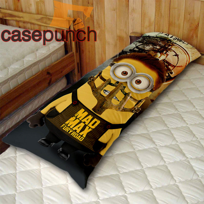 An1 Mad Max Minion Fury Road Body Pillow Case Casepunch