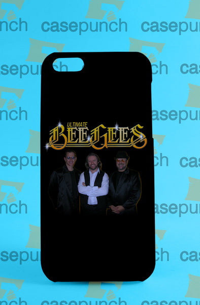 Mz1-bee Gees Rock Logo For Iphone 6 6 Plus 5 5s Galaxy S5 S5 Mini S4 & Other Smartphone Hard Back Case Cover