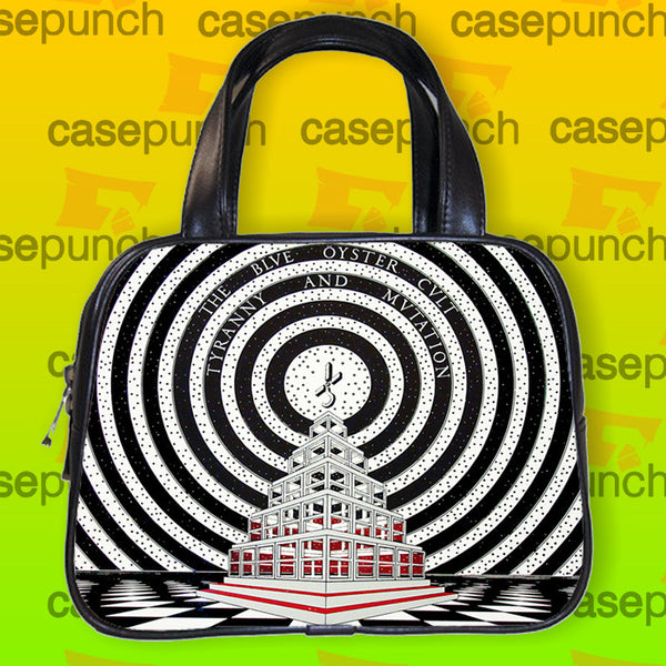 An1-blue Oyster Cult Album Handbag Purse Woman Bag Classic