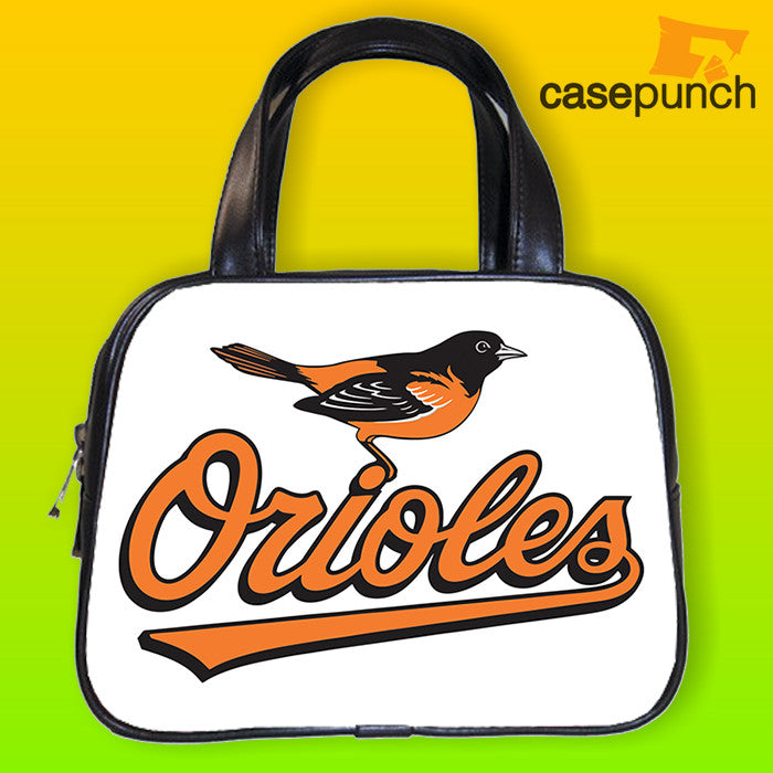 An1-baltimore Orioles Mlb Team Logo Handbag Purse Woman Bag Classic