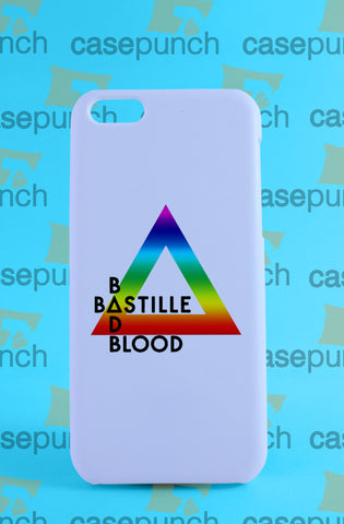 Mz1-bastille Triangle Logo For Iphone 6 6 Plus 5 5s Galaxy S5 S5 Mini S4 & Other Smartphone Hard Back Case Cover