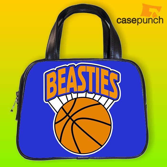 An1-beastie Boys New York Knicks Logo Handbag Purse Woman Bag Classic