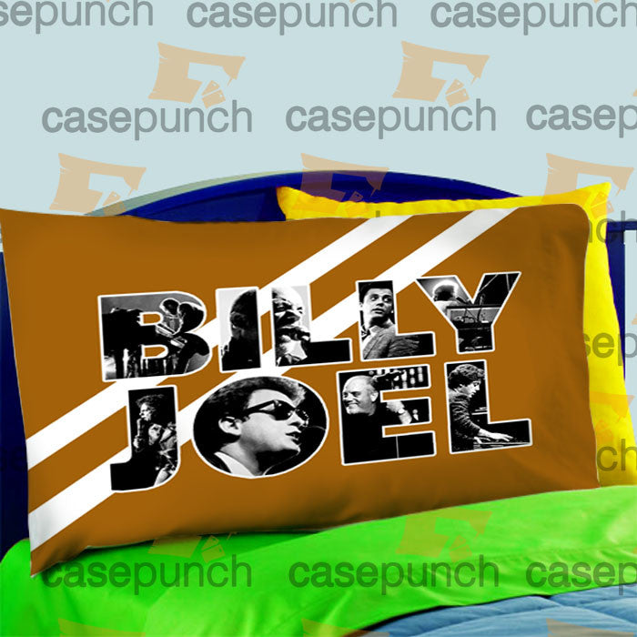 Mz1-billy Joel In Concert 2015 Pillow Case For Bed Bedding