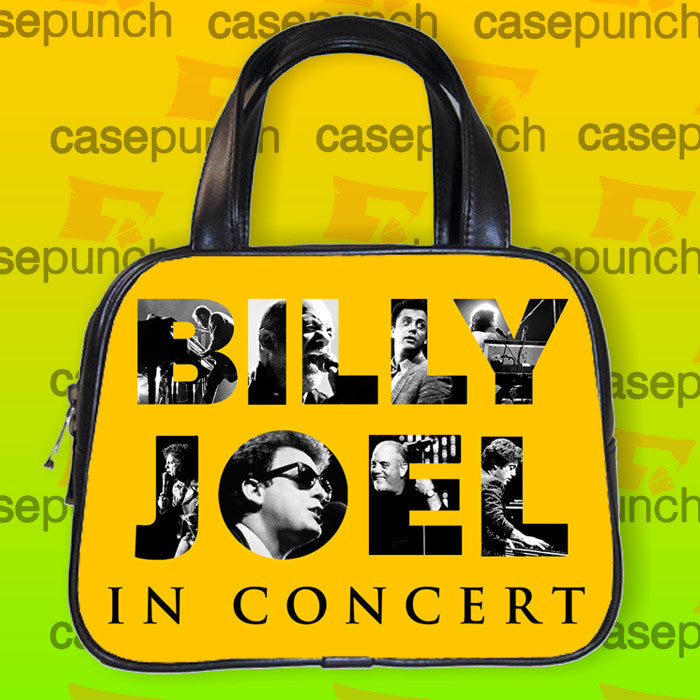 An2-billy Joel In Concert 2015 Handbag Purse Woman Bag Classic