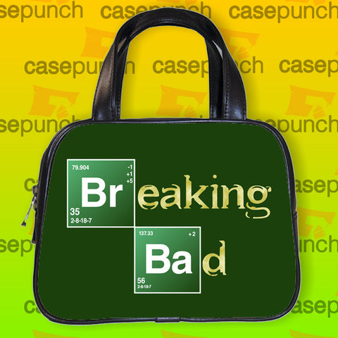 An1-breaking Bad Elements Show Logo Handbag Purse Woman Bag Classic