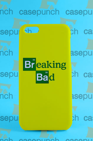 Mz1-breaking Bad Elements Show Logo For Iphone 6 6 Plus 5 5s Galaxy S5 S5 Mini S4 & Other Smartphone Hard Back Case Cover