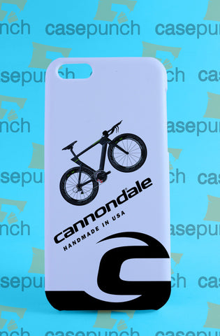 Mz1-cannondale Bicycle Logo For Iphone 6 6 Plus 5 5s Galaxy S5 S5 Mini S4 & Other Smartphone Hard Back Case Cover