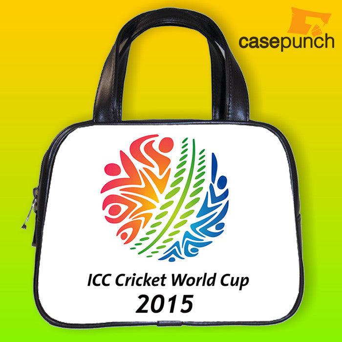 An1-cricket World Cup 2015 Logo Handbag Purse Woman Bag Classic