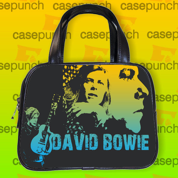 An1-david Bowie Ziggy Stardust Vintage Handbag Purse Woman Bag Classic