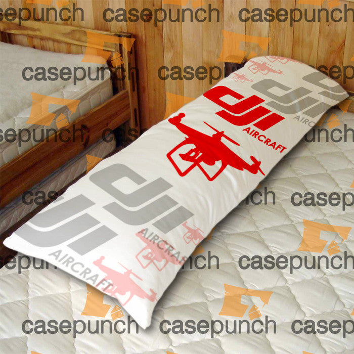 An1-dji Phantom Aircraft Body Pillow Case