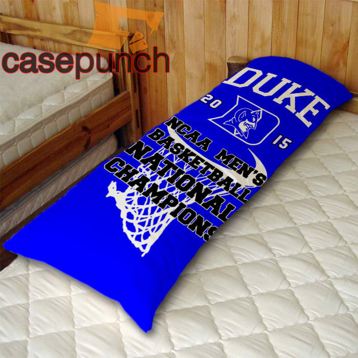 An1-duke Blue Devils 2015 Championship Body Pillow Case