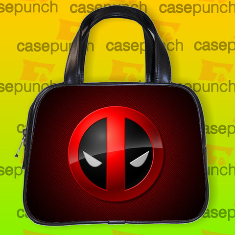 An1-deadpool Symbol Marvel Handbag Purse Woman Bag Classic