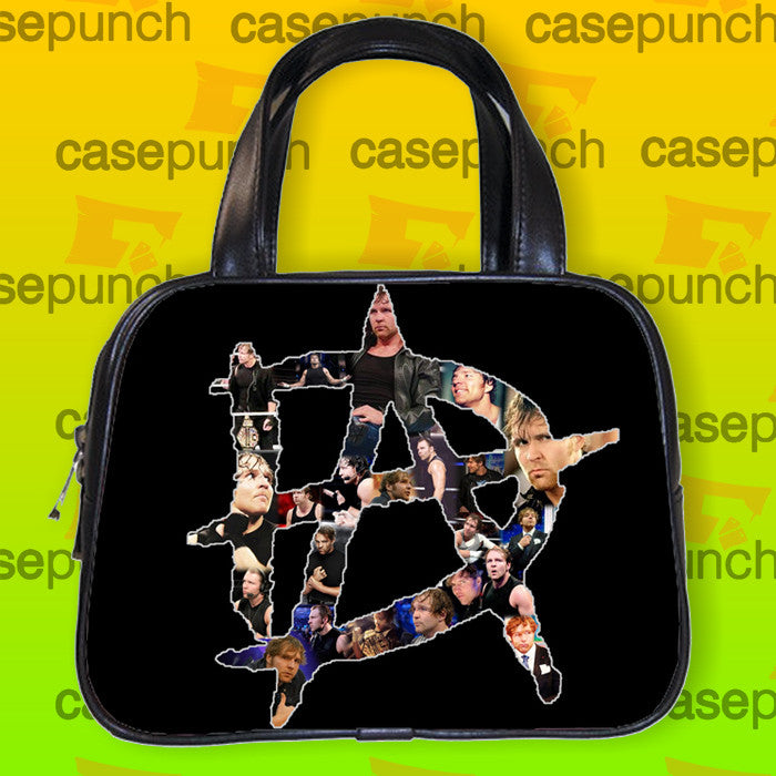 An1-dean Ambrose Unstable Logo Handbag Purse Woman Bag Classic
