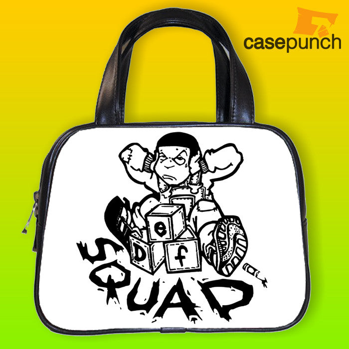 An1-def Squad Redman Eric Sermon Handbag Purse Woman Bag Classic