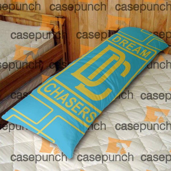 An1-dream Chasers Meek Mill Logo Body Pillow Case