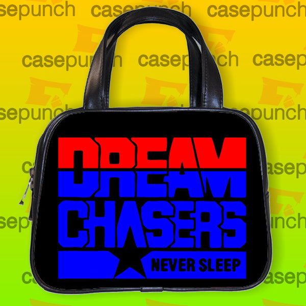 An1-dream Chasers Meek Mill Logo Handbag Purse Woman Bag Classic