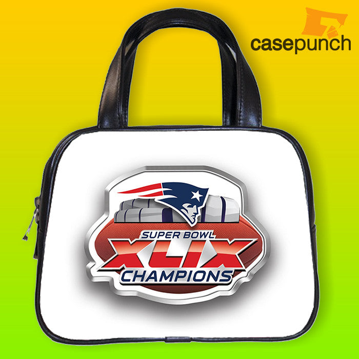 An1-england Patriots Super Bowl Handbag Purse Woman Bag Classic