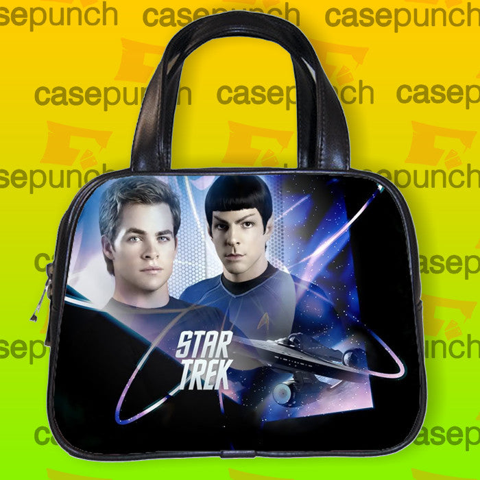 An1-enterprise Rainbow Star Trek Handbag Purse Woman Bag Classic