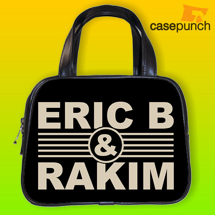 An1-eric B & Rakim Paid In Full Funny Handbag Purse Woman Bag Classic