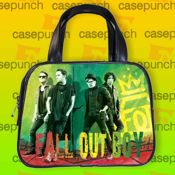 An1-fob Fall Out Boy Logo Handbag Purse Woman Bag Classic