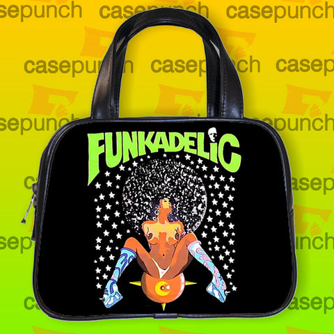 An1-funkadelic Parliament Funk Soul Handbag Purse Woman Bag Classic