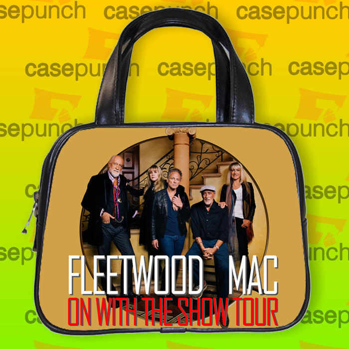 An1-fleetwood Mac On With The Show Tour Handbag Purse Woman Bag Classic