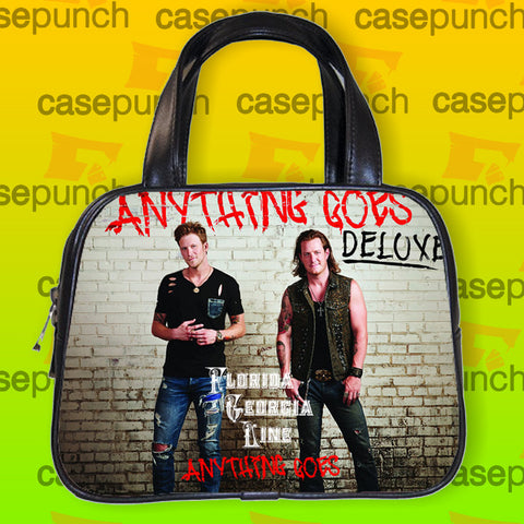 An1-florida Georgia Line Anything Goes Tour 2015 Handbag Purse Woman Bag Classic