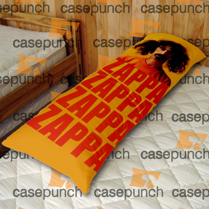 An1-frank Zappa Zappa Rock Jazz Body Pillow Case