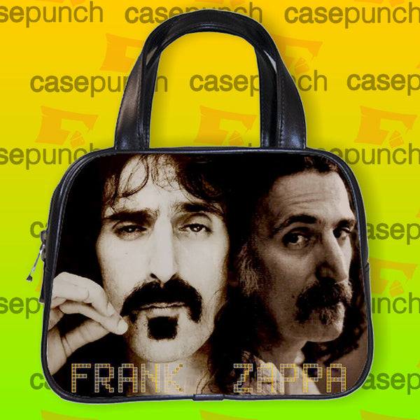 An1-frank Zappa Zappa Rock Jazz Handbag Purse Woman Bag Classic