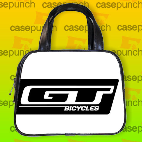 An1-gt Bikes Bicycle Company Logo Handbag Purse Woman Bag Classic