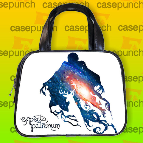 An1-galaxy Expecto Patronum Harry Handbag Purse Woman Bag Classic
