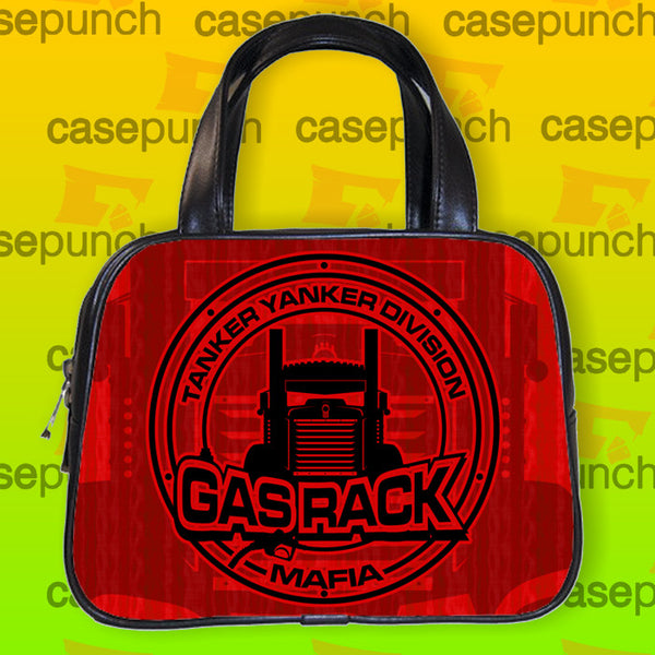 An1-gas Rack Mafia Trucking Handbag Purse Woman Bag Classic