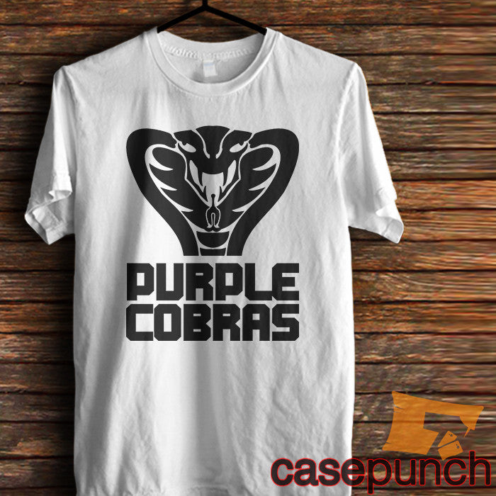 87f4848096c555 Sr6-globo Gym Purple Cobras Funny Movie Logo T-shirt (longsleeve Crop Top