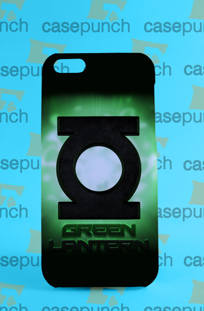 Mz3-green Lantern Corps Symbol For Iphone 6 6 Plus 5 5s Galaxy S5 S5 Mini S4 & Other Smartphone Hard Back Case Cover