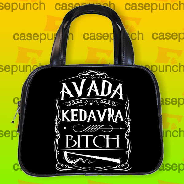 An1-harry Potter Avada Kedavra Handbag Purse Woman Bag Classic