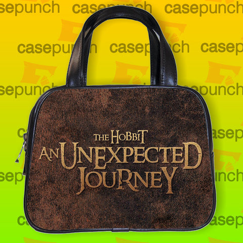 An1-hobbit An Unexpected Journey Logo Handbag Purse Woman Bag Classic
