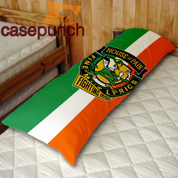 An1-house Of Pain Bar Fight Body Pillow Case