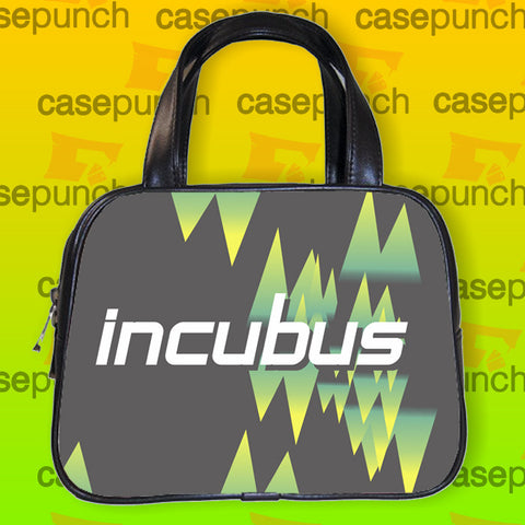 An1-incubus Apex Rock Band Logo Handbag Purse Woman Bag Classic