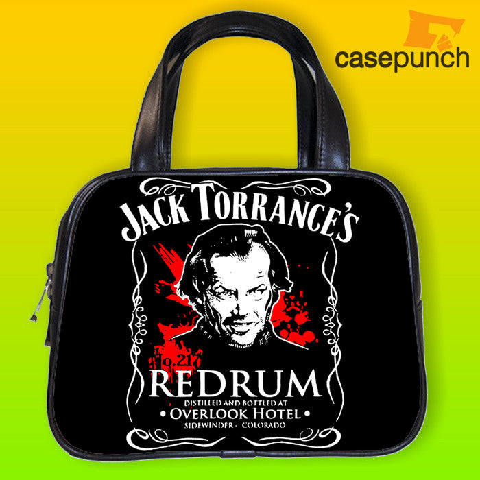 An1-jack Torrance's Redrum The Shining Movie Handbag Purse Woman Bag Classic