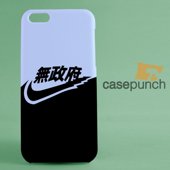 Mz2 Japanese Lettering Nike Logo For Iphone 6 6 Plus 5 5s Galaxy S6