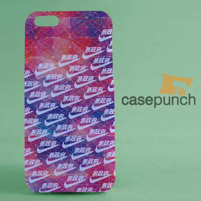 Mz3 Japanese Lettering Nike Logo For Iphone 6 6 Plus 5 5s Galaxy S6