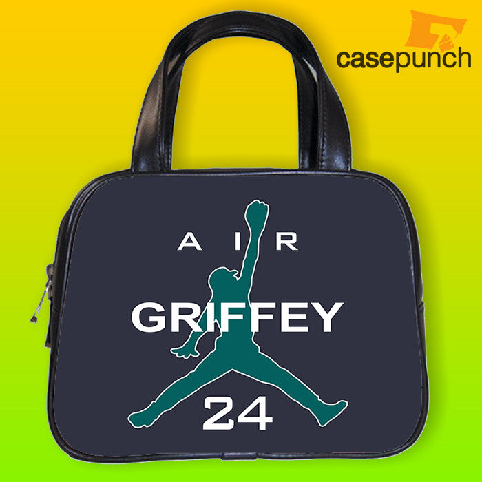 An1-ken Griffey Jr Seattle Mariners Handbag Purse Woman Bag Classic