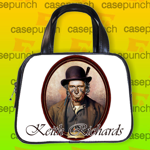 An1-kiwi Keith Richards Handbag Purse Woman Bag Classic
