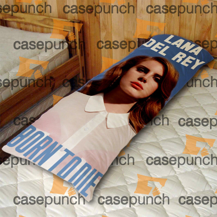 An1-lana Del Rey Born To Die American Art Body Pillow Case