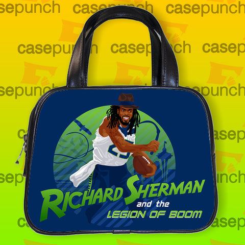 An1-legion Of Boom Richard Sherman Handbag Purse Woman Bag Classic