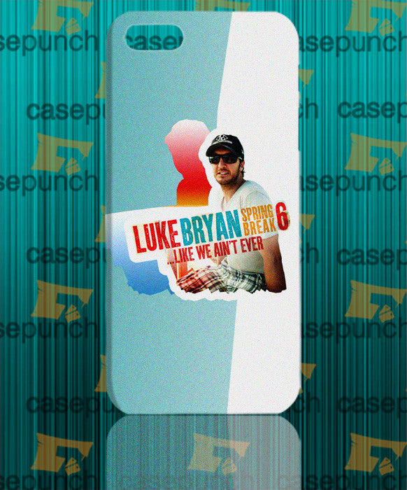 Mz1-luke Bryan That's My Kind Of Night Tour 2015 For Iphone 6 6 Plus 5 5s Galaxy S5 S5 Mini S4 & Other Smartphone Hard Back Case Cover
